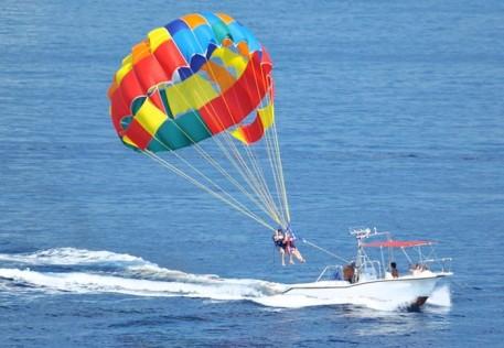 adventure-parasailing